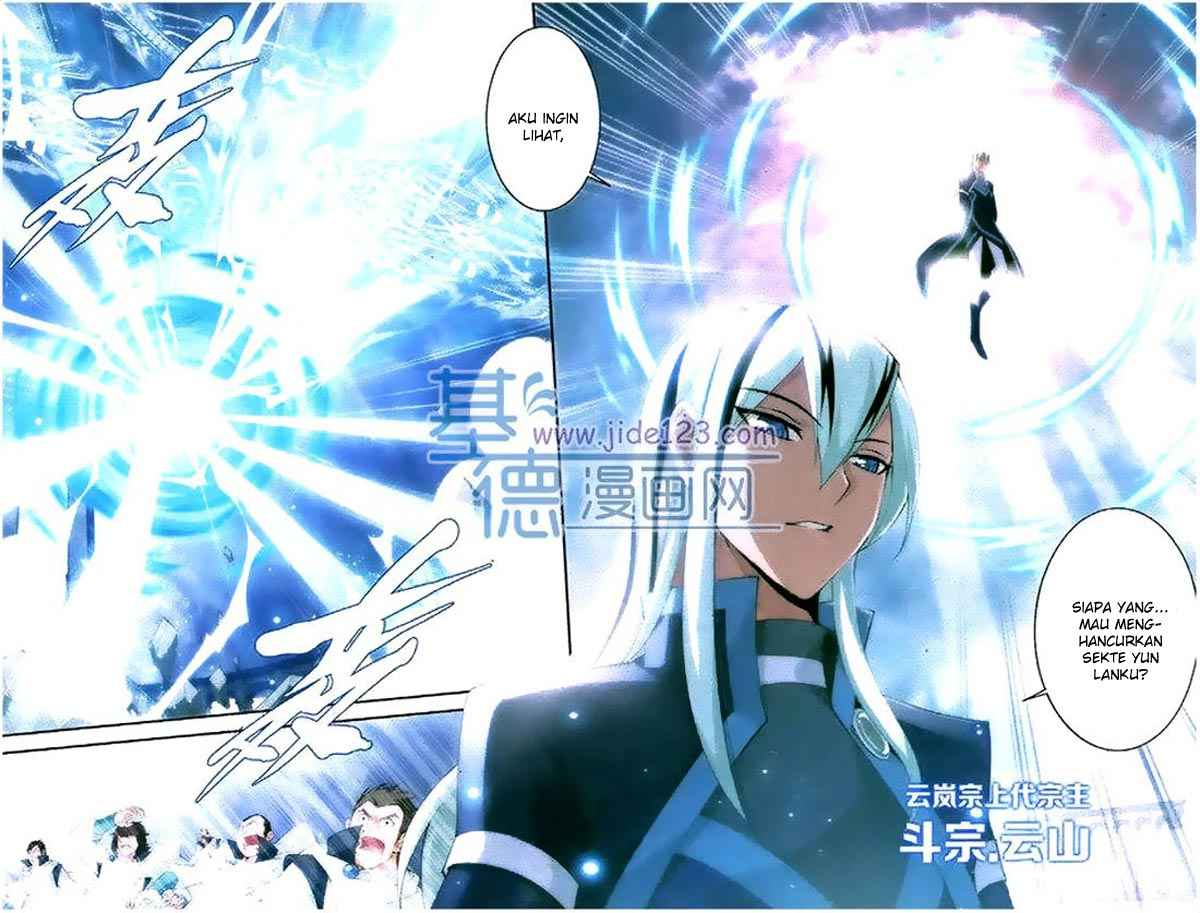 Battle Through Heaven Chapter 81-16