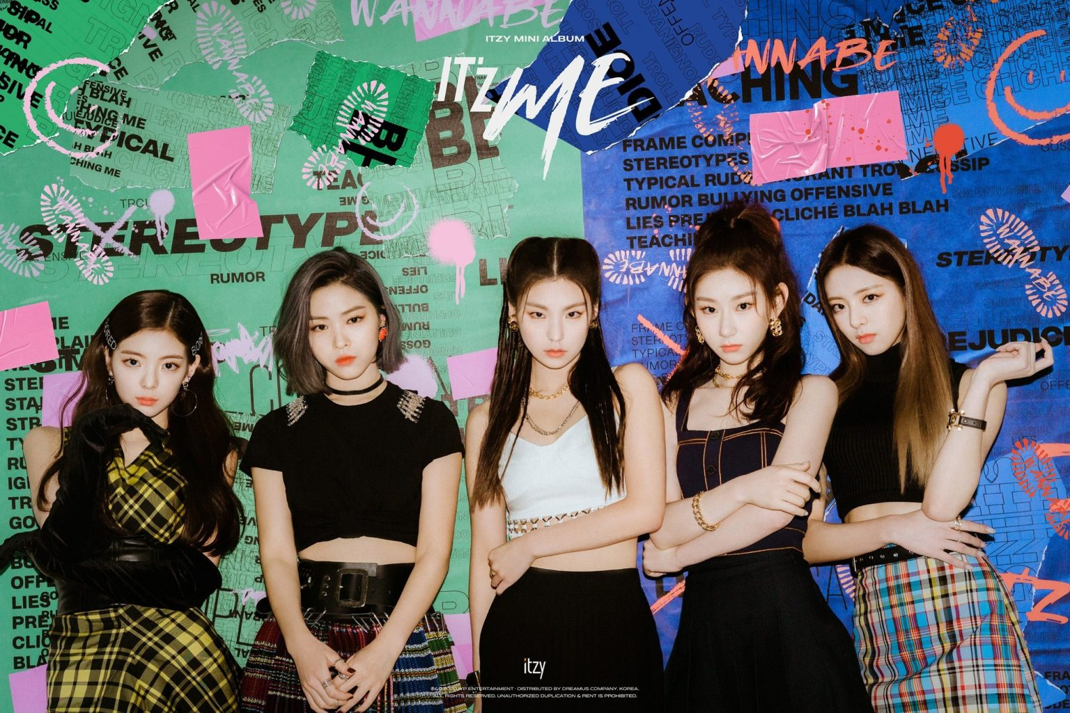 ITZY Shows Beautiful Pose in the Teaser Comeback 'IT'z ME'
