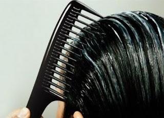 لزيادة نمو الشعر و منع ظهور الشيب مع منع تساقط الشعر