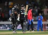 न्यूजीलैंड 5 विकेट से मैच जीता....विड़ियो..