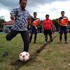 Sambut Pilkada Damai,  IPPKM Gelar Turnamen Sepak Bola