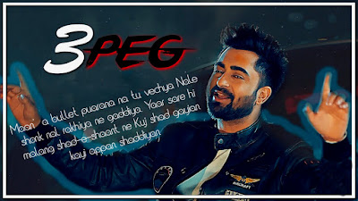 3 Peg Lyrics Sharry Mann (English) _ Mista Baaz _ Parmish Verma _ Latest Punjabi Songs 2016 _ T-Series