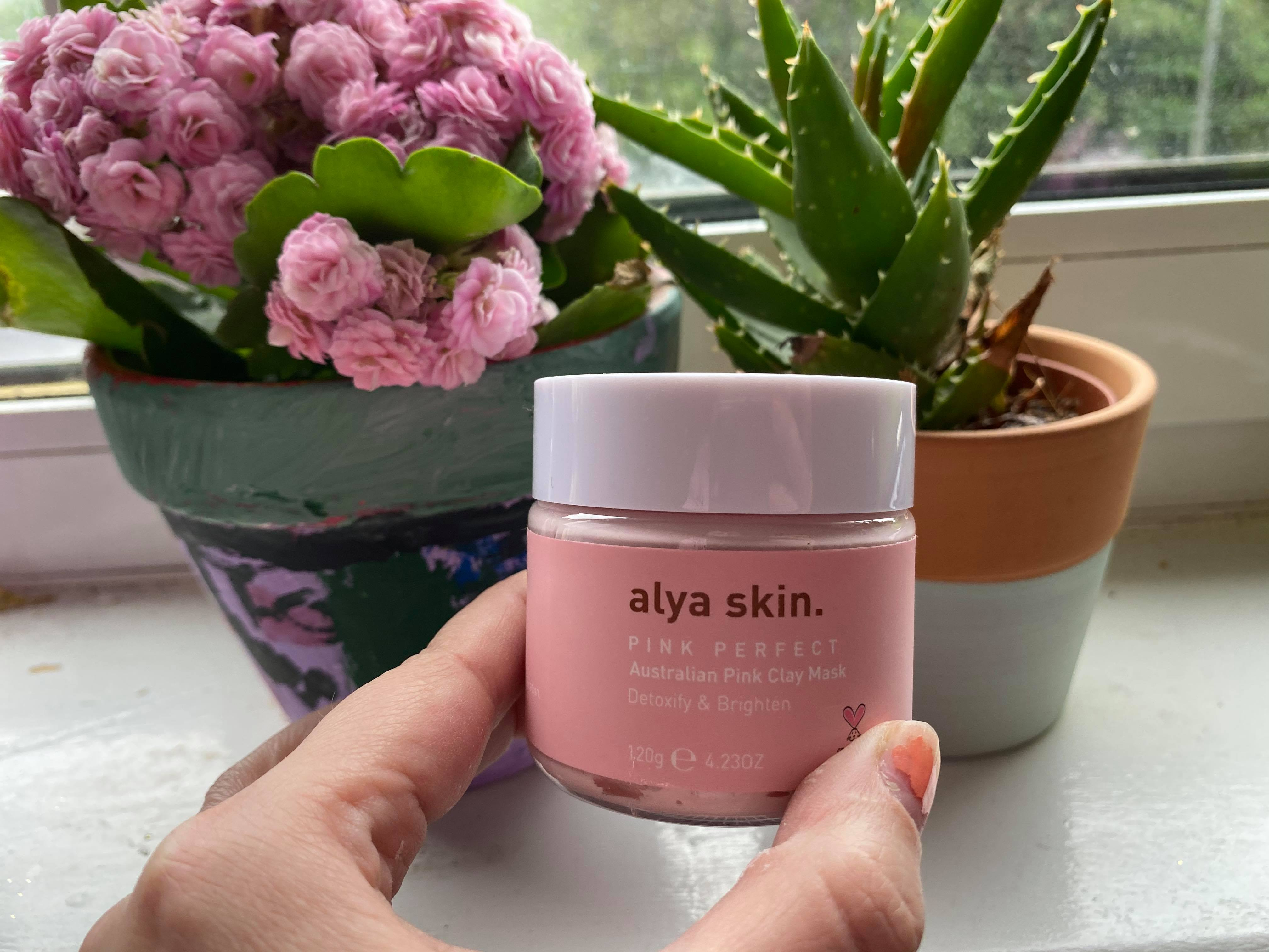 Alya Skin Pink Clay Mask Review