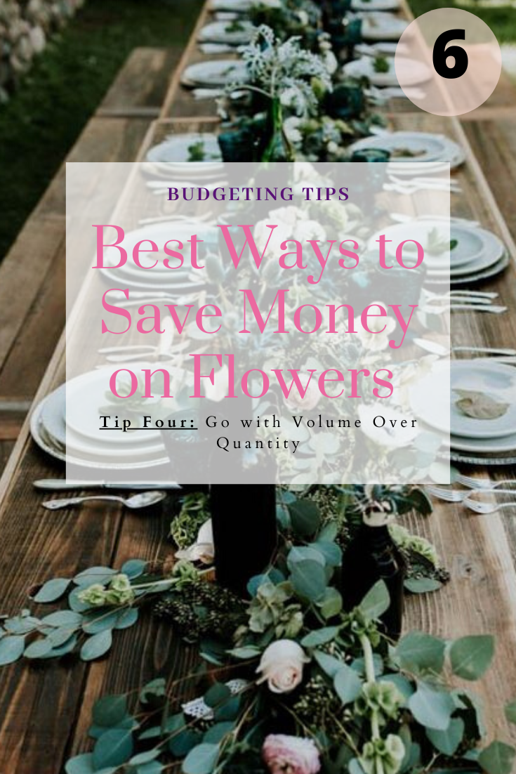 What are The Best Ways To Save Money on Flowers?