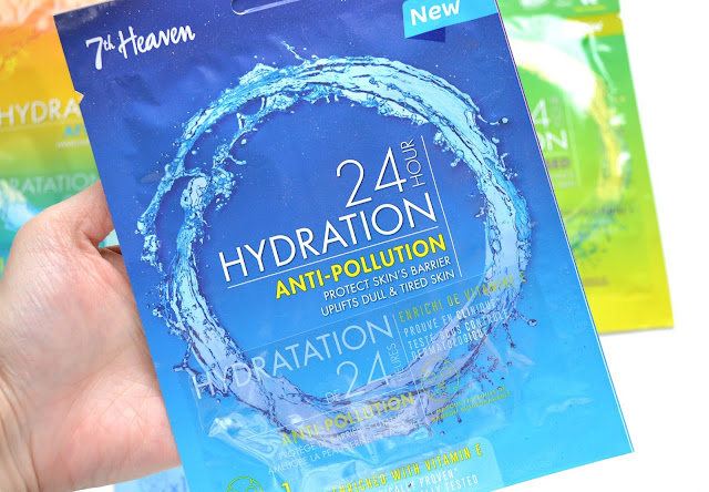 7th Heaven 24 Hour Hydration Range
