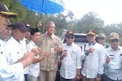 Gubernur Jateng Resmikan Jembatan Kali Keruh