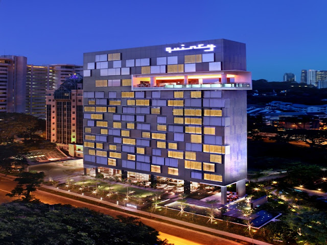Quincy Hotel Luxury Lodging in Singapore