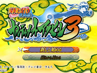Game PPSSPP Naruto : Ultimate Ninja Heroes 3 (USA) ISO PSP Full Version