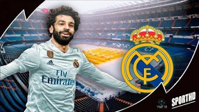 """3 شروط تفصل """"صلاح"""" عن الانضمام لصفوف ريال مدريد"""