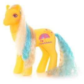 MLP Sunglory Year Ten Sundazzle Ponies G1 Pony