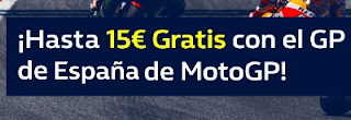 william hill promocion MotoGP GP de España Jerez 6 mayo