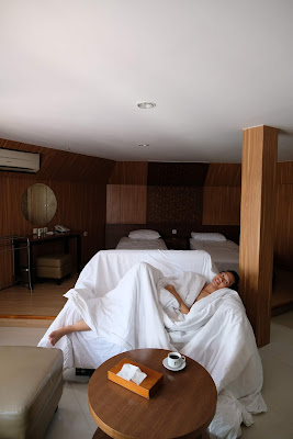 Blogger Eksis mereview hotel Putri Duyung Ancol