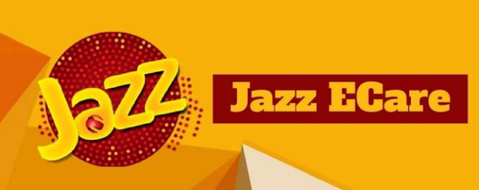 Jazz ECare Signup - Check Call, SMS & Internet History