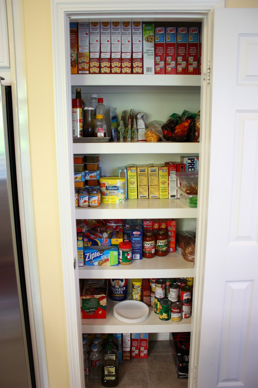 Pantry Organization The Next Level The Sunny Side Up Blog