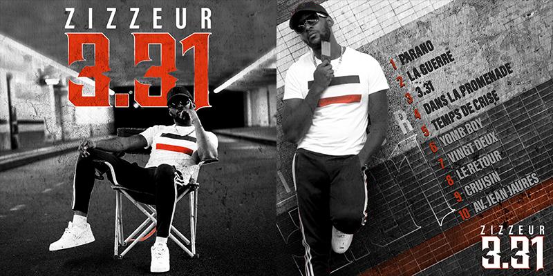Cover du projet 3.31 de Zizzeur