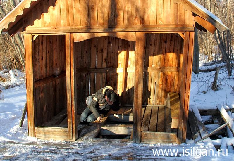 Серебряный ключик. Поселок Маук. Челябинская область