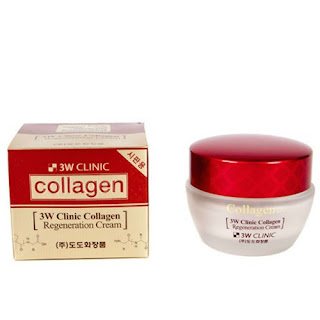 Kem 3W Clinic Collagen Regeneration Cream