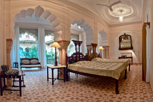 Here's why Tijara Fort-Palace is one of the best heritage hotels in Tijara