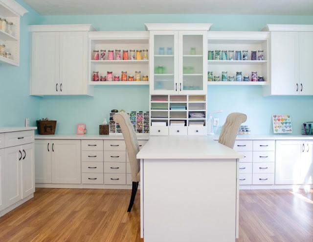 best home office craft room design ideas images