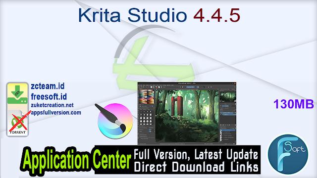 Krita Studio 4.4.5