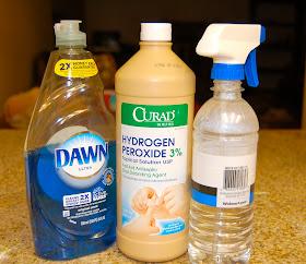The Jones Way Diy Household Cleaners