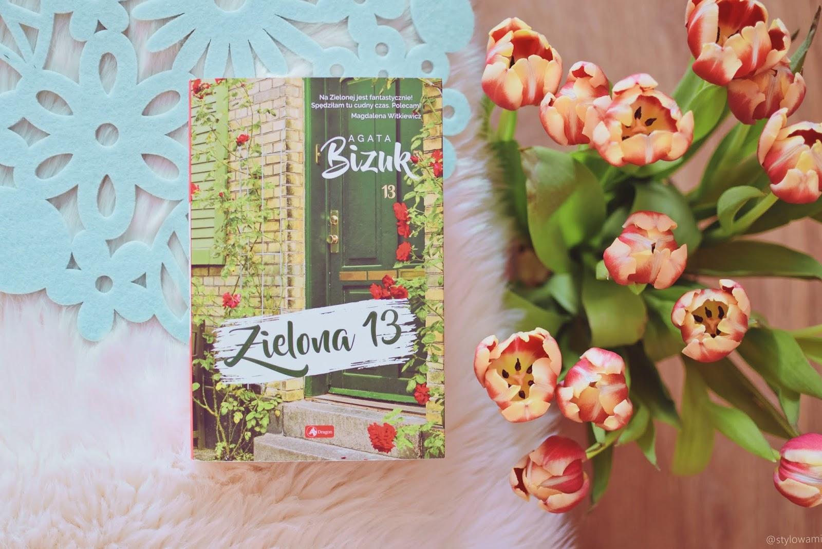 AgataBizuk, NarzeczonaZSecondHandu, opowiadanie, powieśćobyczajowa, recenzja, WydawnictwoDragon, Zielona13, komedia,