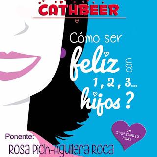 Cathbeer 24 de noviembre: Cómo ser feliz con 1, 2, 3 hijos