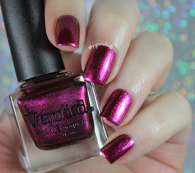 Vapid Nail Lacquer Not All There Myself | Curiouser & Curiouser Collection