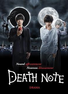 Тетрадь смерти - от манги до кинофильмов Death-note-drama-affiche-vf
