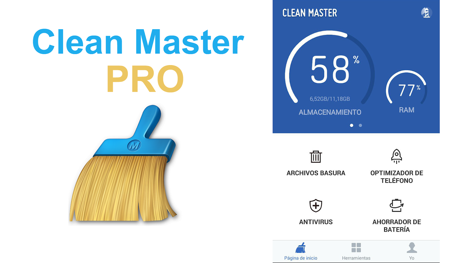 Download Clean Master PRO APK 2019 - Sohail Amir