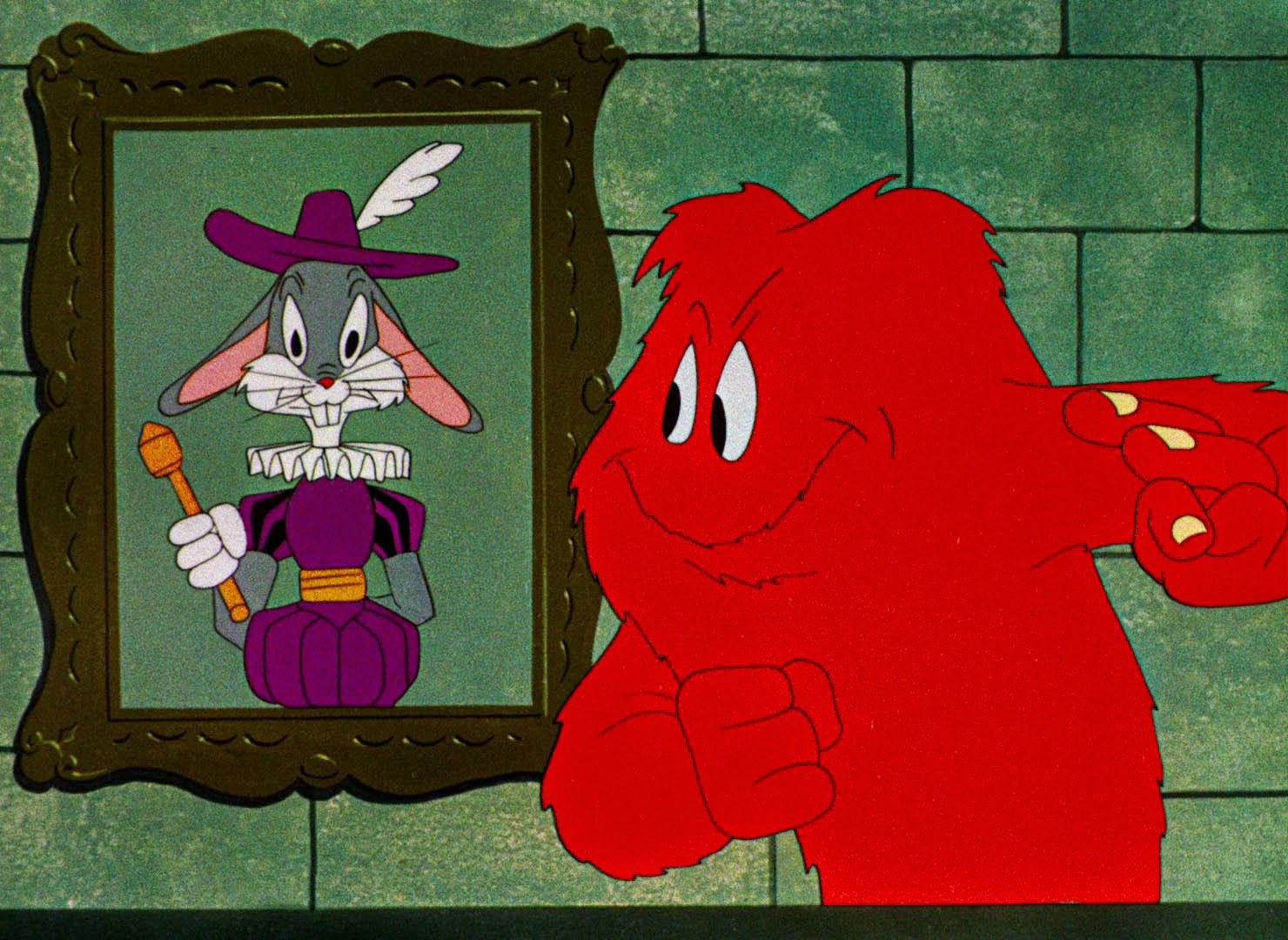 Looney Tunes Pictures Quot Hair Raising Hare Quot