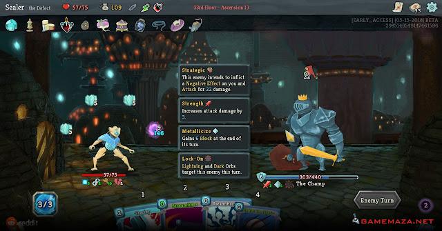 Slay the Spire Gameplay Screenshot 3