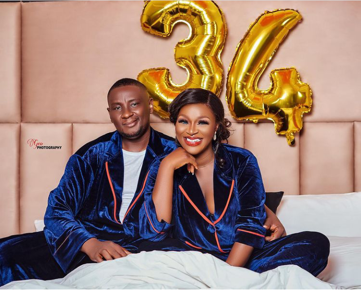 What Every Couple Should Learn From Chacha Eke And Her Husband