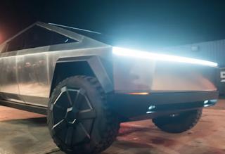 تأخر إنتاج Tesla Cybertruck حتى عام 2022