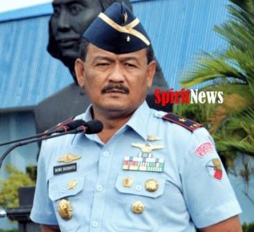 Mayor Henny, Pertengahan Desember Rencana Pelaksanaan Sertijab Danlanud Sultan Hasanuddin