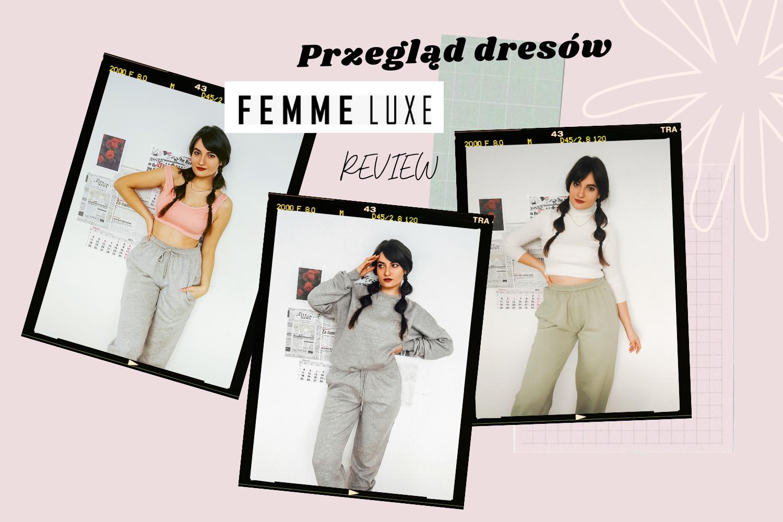 Femme Luxe Finery online shop reviw