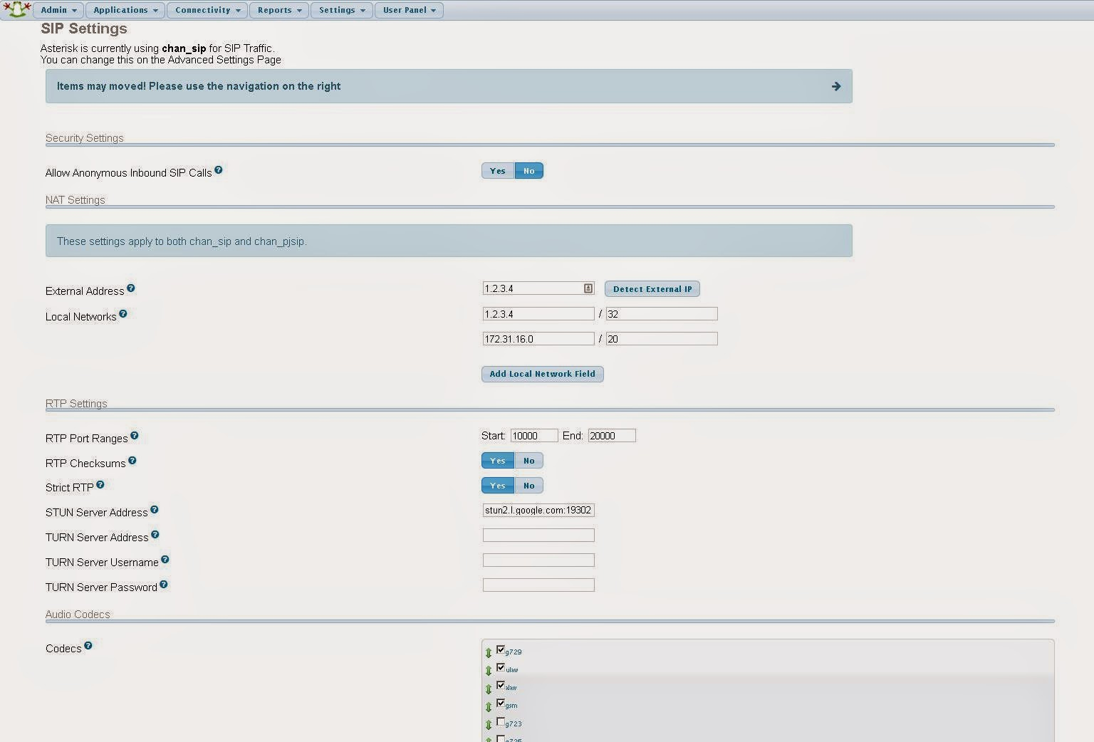 The Sysadminosaurus' IT blog: Create your own Cloud PBX with