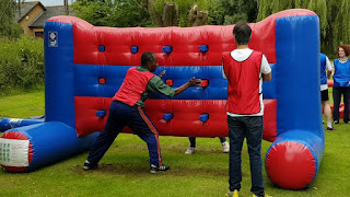 Inflatable Whack A Wall(Inflatable Batak)--fast action game
