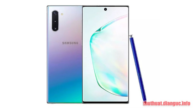 (Tổng hợp) rom combination, rom full và bypass FRP cho Samsung Galaxy Note 10 (SM-N970)