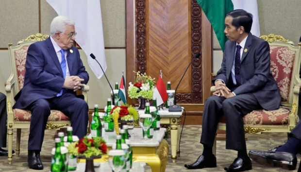HNW: Jokowi Harus Konsisten Penuhi Janji Memerdekakan Palestina