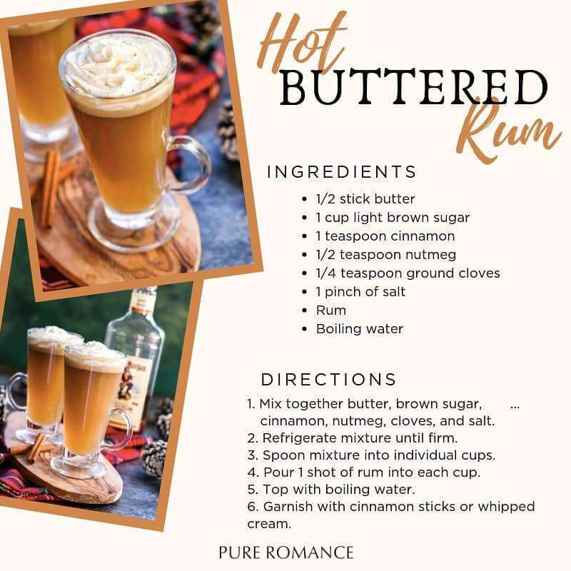 National Hot Buttered Rum Day Wishes Photos
