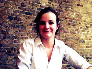 Physicist Johanna Blee working at TWDK. Photo by TWDK, all rights reserved.