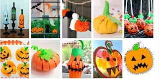 http://papelisimo.es/2015/10/10-manualidades-faciles-para-halloween-con-calabazas/