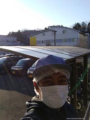 Berkunjung ke Tamasakai Jepang