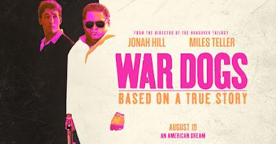 """""""כלבי מלחמה"""" - ביקורת סרט ללא ספויילרים"""