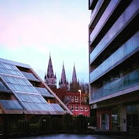 Images of Ireland: St. Fin Barre's Cathedral in Cork City