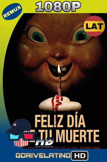 Feliz Día de tu Muerte (2017) BDRemux 1080p Latino-Ingles MKV