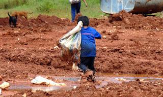 Acidentes de trabalho atinge crianças e adolescentes no Brasil
