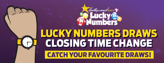 Hollywoodbets-Lucky-numbers-draw-time-changes