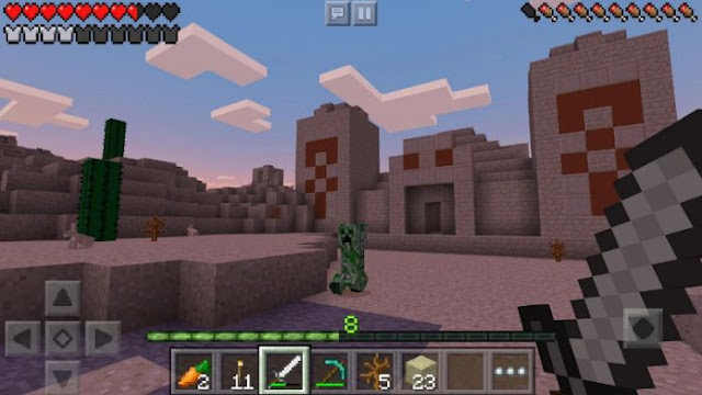 Minecraft: Pocket Edition Mod Apk